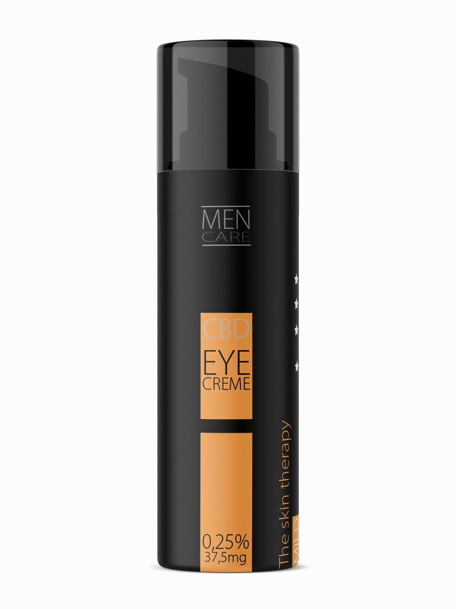 Men Care CBD Augenpflegelotion / 30ml 0,25% CBD + Hyaluron & Aminosäuren