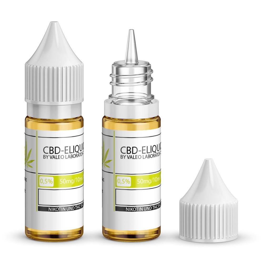 CBD e-Liquid 50mg/10ml   0,5%