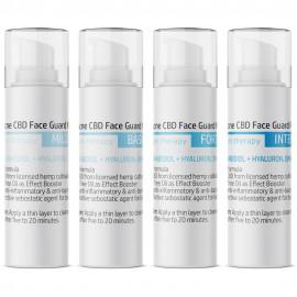 Anti Akne CBD Gesichtsmaske / 30ml 0,25 - 5% CBD + Vitamin C&E & Teebaumöl