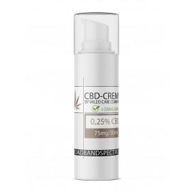CBD Creme / 30ml 0,25% CBD +DMAE, MSM