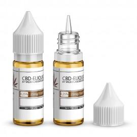 CBD e-Liquid 25mg/10ml | 0,25%