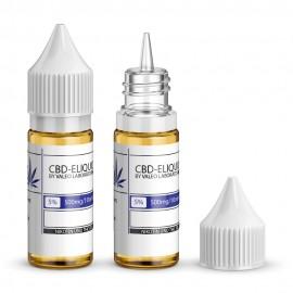 CBD e-Liquid 500mg/10ml | 5%