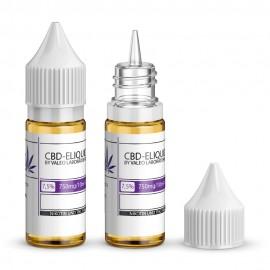 CBD e-Liquid 750mg/10ml | 7,5%