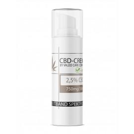 CBD Creme / 30ml 2,5% CBD +DMAE, MSM