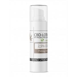 CBD Lotion / 30ml 2,5% CBD +Vitamin C&E