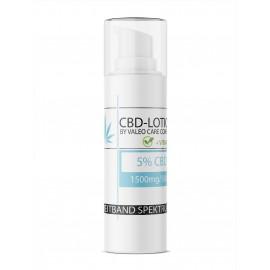 CBD Lotion / 30ml 5% CBD +Vitamin C&E